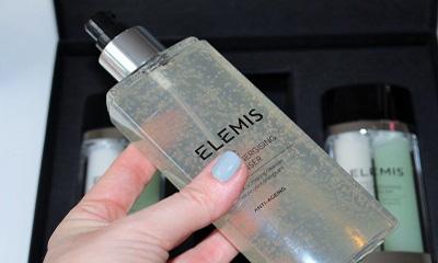 Free ELEMIS Cleanser & Toner
