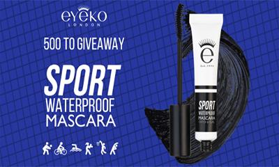 Free Eyeko Sport Waterproof Mascara