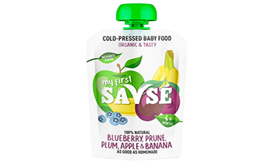 Free First Savse Cold-Pressed Baby Food