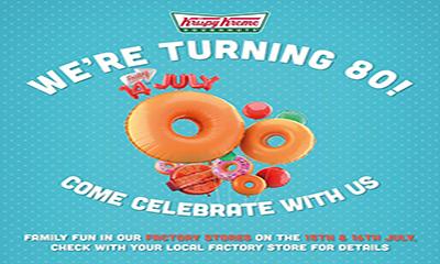 Free Krispy Kreme Activity Pack
