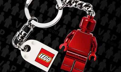 Free LEGO VIP Keychain