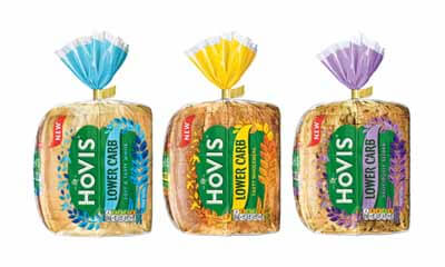 Free Loaf of Hovis Lower Carb Bread