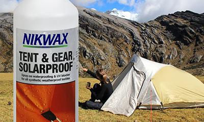 Free Nikwax Cleaning Wash Sachet