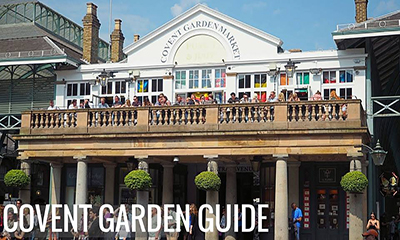 Free Online Covent Garden Guide