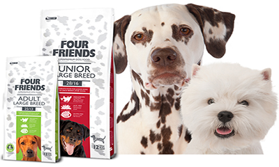 Free Pack of Dog or Cat Food
