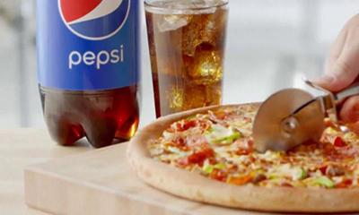 Free Papa John Large Pizza & 1.5 Ltr Soft Drink