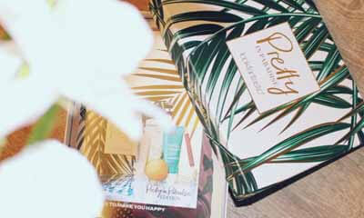 Free Pretty In Paradise Beauty Box