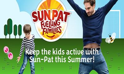 Free Sun Pat Sports Kit