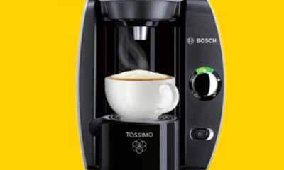 Free Tassimo Coffee Machines