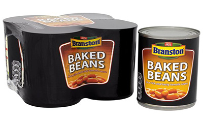 Free Tin of Branston Baked Beans