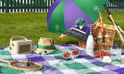 Win a Christy Loves Wimbledon Picnic Hamper