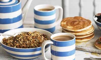 Win a Cornishware Breakfast Set