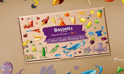 Free Bassetts Vitamins, Books and Pencil Kit