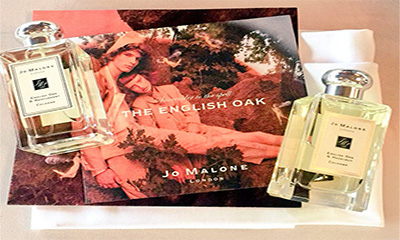 Free Jo Malone English Oak Fragrance