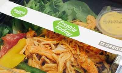 Free Salad from Greggs