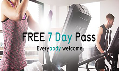 Free 7 Day Pass for Pure Gym