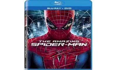 Free Amazing Spiderman DVD
