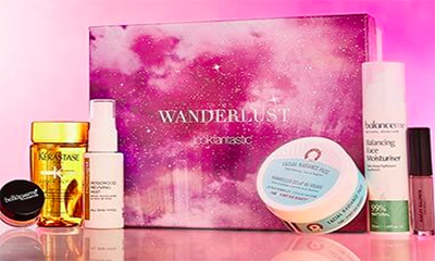 Free Beauty Box Full of Goodies