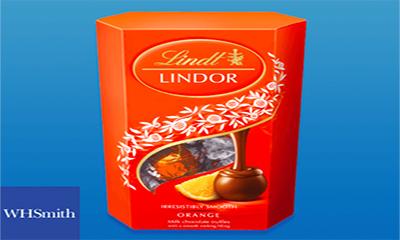 Free Box of Lindor Milk Orange