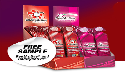 Free CherryActive & BeetActive Shots