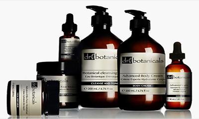 Free Dr Botanicals Bath Oil