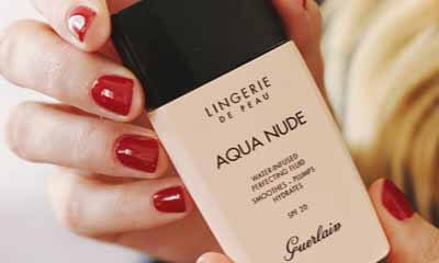 Free Guerlain Nude Skin Effect Foundation