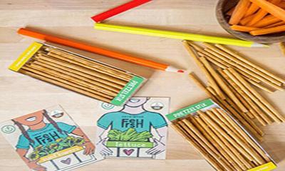 Free Kids Gardening Pack
