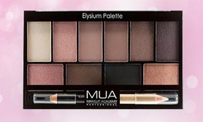 Free MUA Make Up Palette