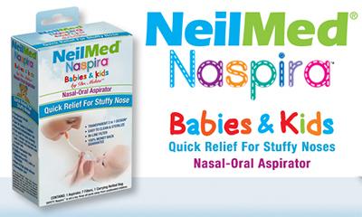 Free NeilMed Naspira