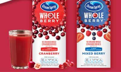 Free Ocean Spray Wholeberry Juice