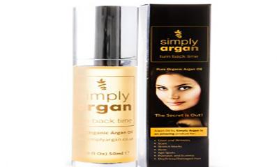 Free Organic Argan Oil