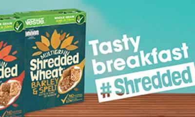 Free Pack of Shredded Wheat