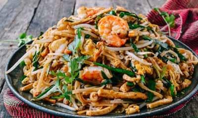 Free Pad Thai Meal