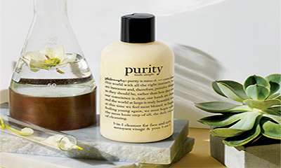 Free Philosophy Purity Face Cleanser
