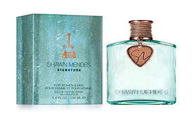 Free Shawn Mendes Fragrance