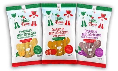 Free Tutto Bene Organic Mini Grissini