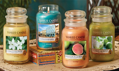 Free Yankee Candle Giveaway