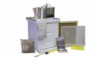 Free Beekeeper Kit