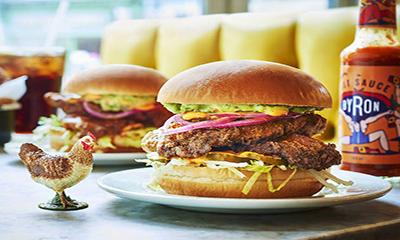 Free Byron Burger (Worth £15)