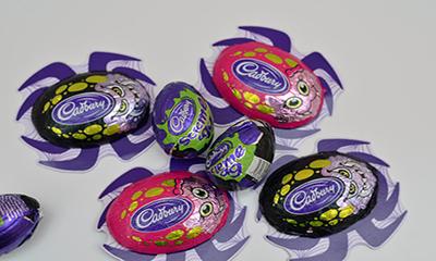 Free Cadbury Halloween Chocolate Treats
