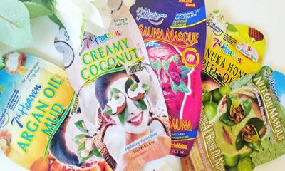 Free Coconut Scrub Face Mask