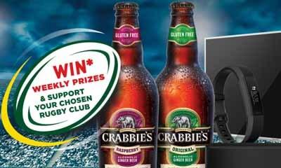 Free Crabbie's Key Rings