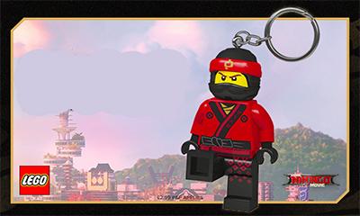 Free LEGO Ninjago Mini Figure Toy Keyring