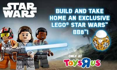 Free LEGO Star Wars Mini Figurines