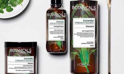 Free L'Oreal Botanicals Coriander Strength Potion