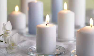 Free Pack of IKEA Candles