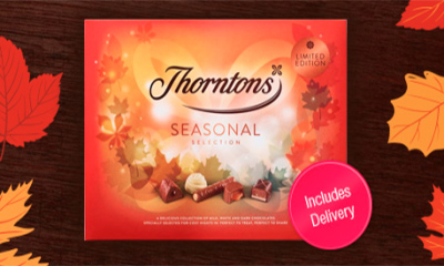 Free Thorntons Chocolate Box