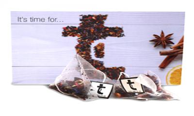 Free Twist Teabags