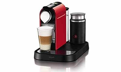 Win a Nespresso Citiz Coffee Machine