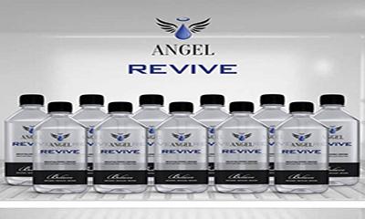 Free Angel Revive Alkaline Water
